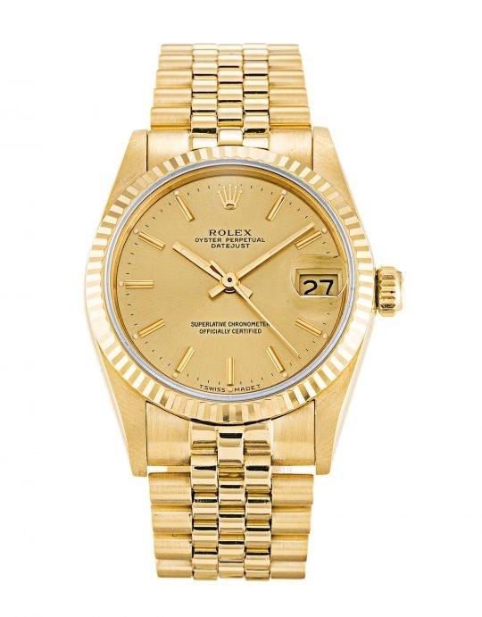 Rolex Datejust Mid-Size 68278