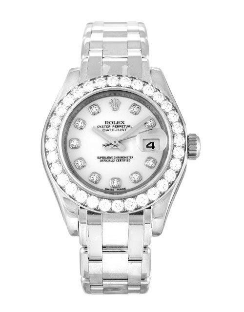 Rolex Replica Pearlmaster 80299