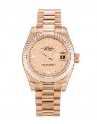 Rolex Datejust Lady 179175F
