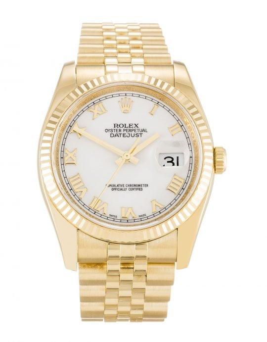 Rolex Datejust 116238