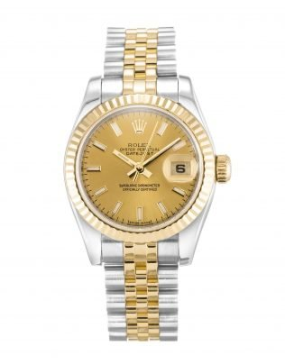 fake rolex datejust Lady 179173