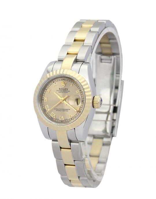 Rolex Datejust Lady 179163