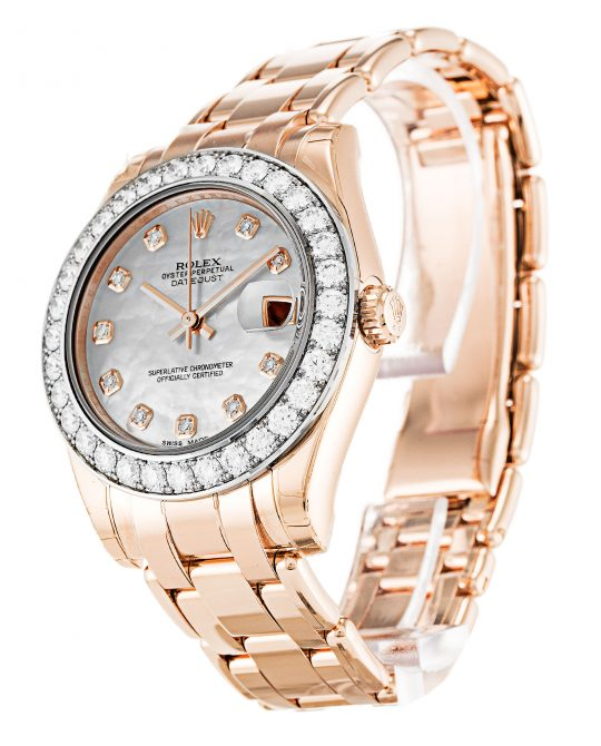 Rolex Pearlmaster 81285