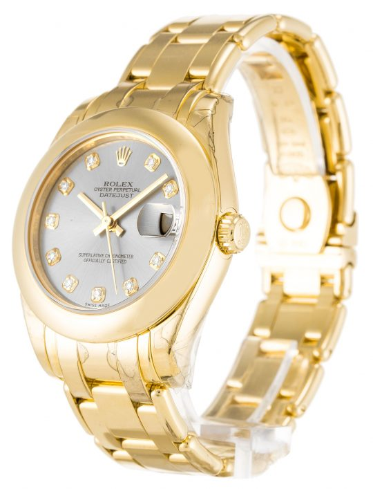 Rolex Pearlmaster 81208