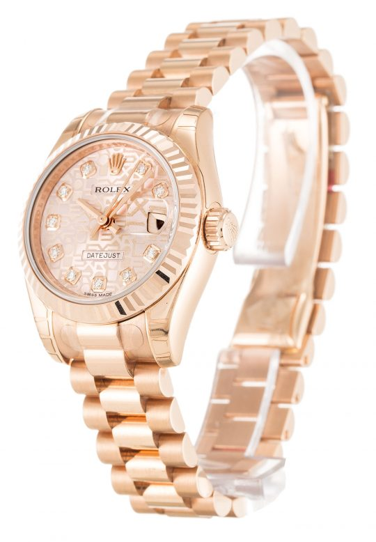 Rolex Datejust Lady 179175