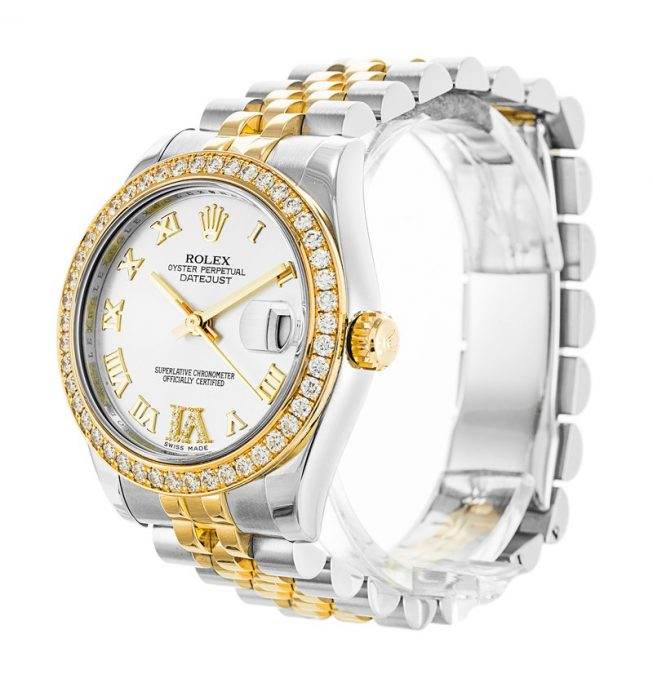 Rolex Datejust Diamond Ladies 178383