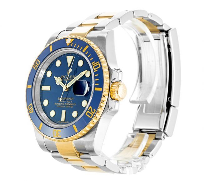fake rolex watches Two Tone 116613LB