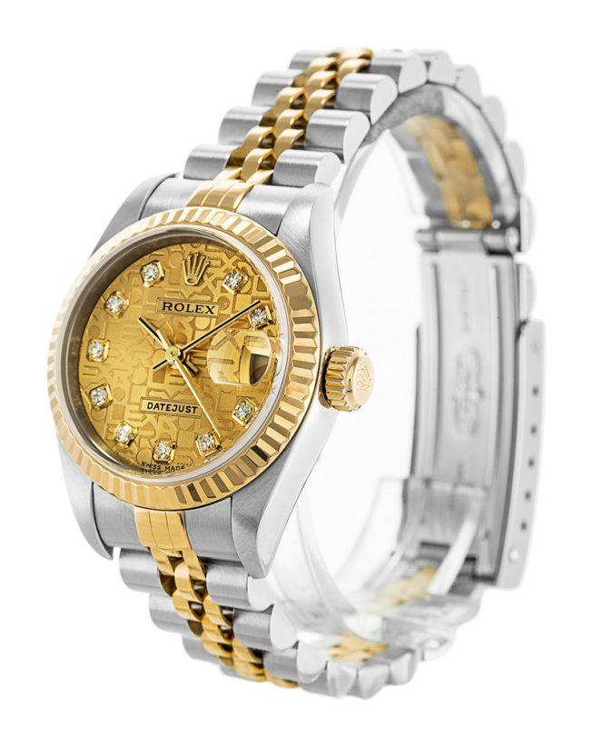 Rolex Datejust Computer Ladies 79173
