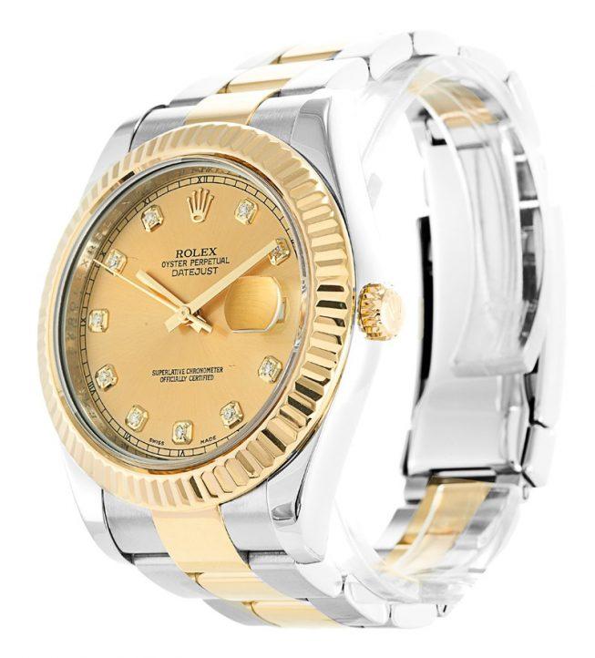 Rolex Datejust II Diamond 116333