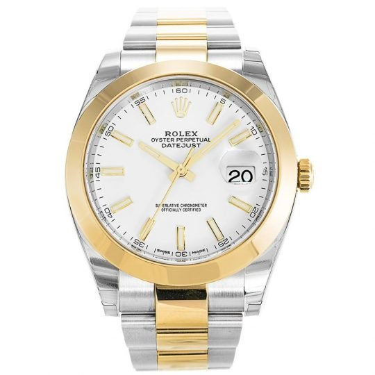 Rolex Datejust II Gold 126303
