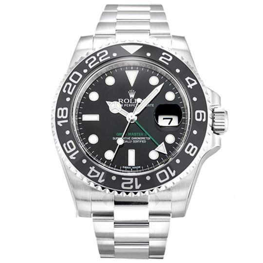 Rolex GMT Master II Black 116710