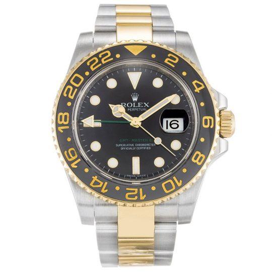 Rolex GMT Master II Black 116713