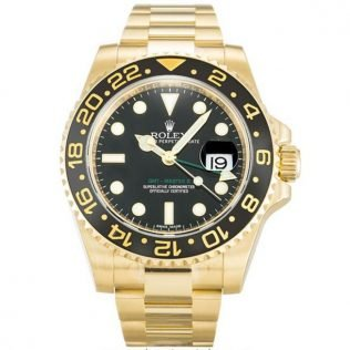 Rolex GMT Master II Black 116718