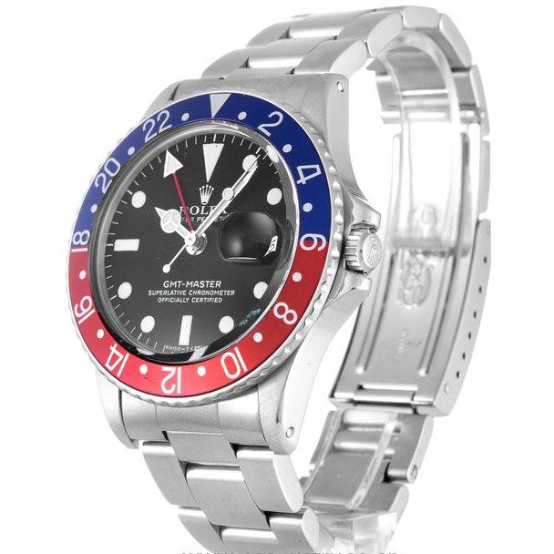 Rolex GMT Master Black 16700
