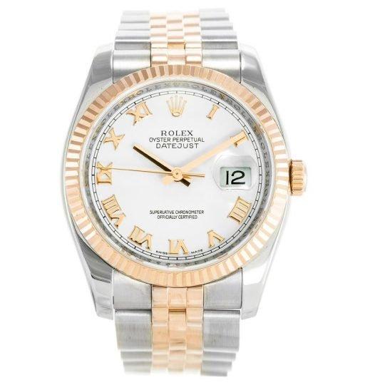 Rolex Datejust Jubilee Bracelet 116231