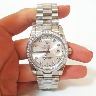 Rolex Day-Date Platinum 118346