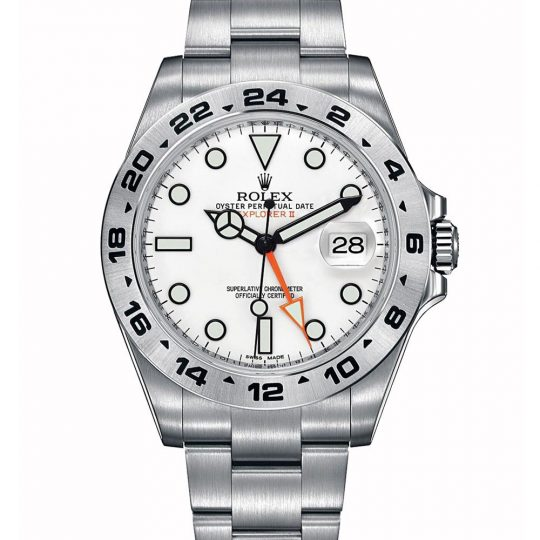 Rolex Explorer II White 42mm 216570WSO