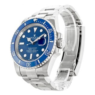 Rolex Submariner Blue 116619LB