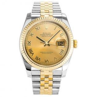 Rolex Datejust Roman Numerals 116233