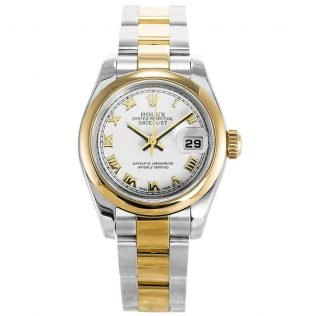 Rolex Datejust Roman Numerals Ladies 179163