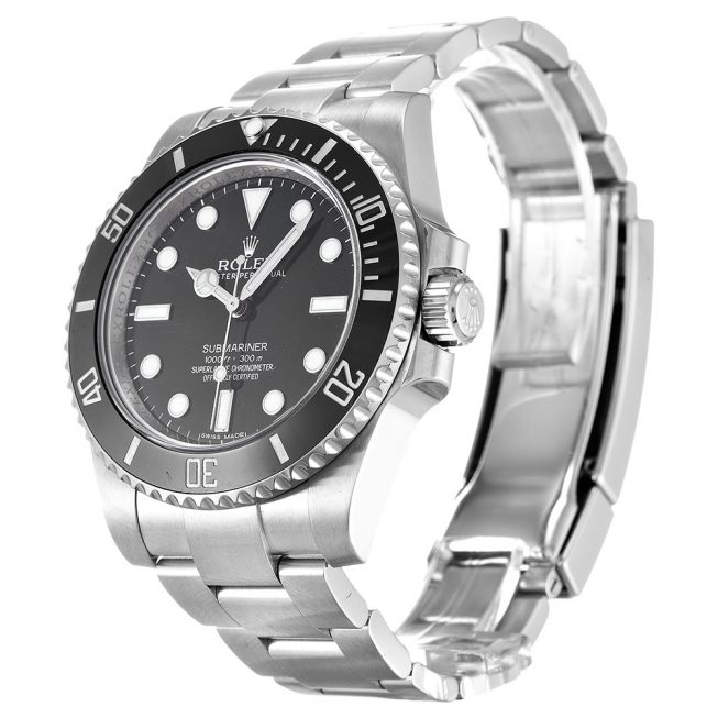 Rolex Submariner Black Dial 114060