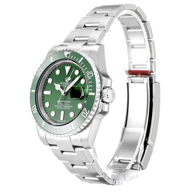 Rolex Submariner Green Dial 116610LV