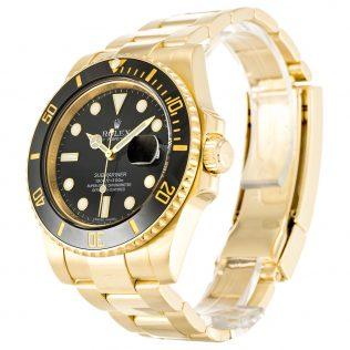Rolex Submariner Black Dial 116618LN