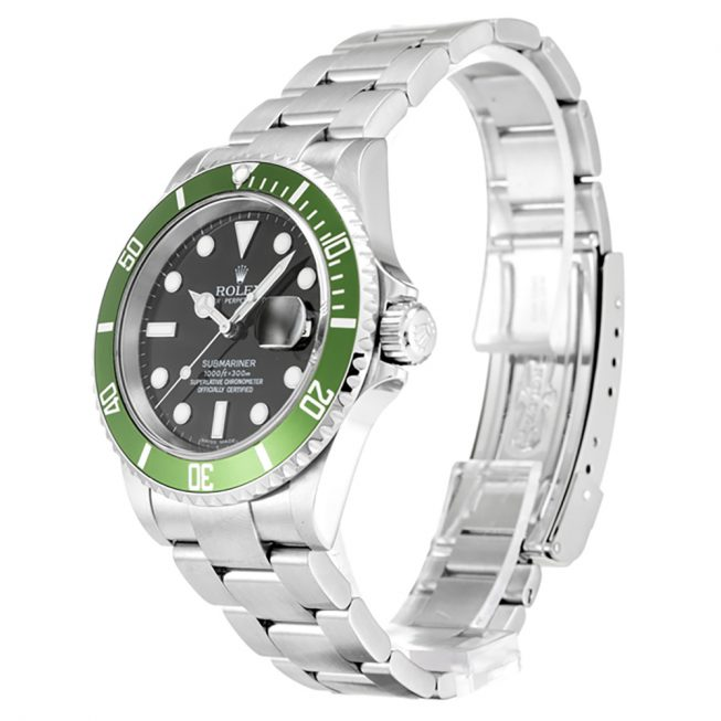 Rolex Submariner Black Dial 16610LV