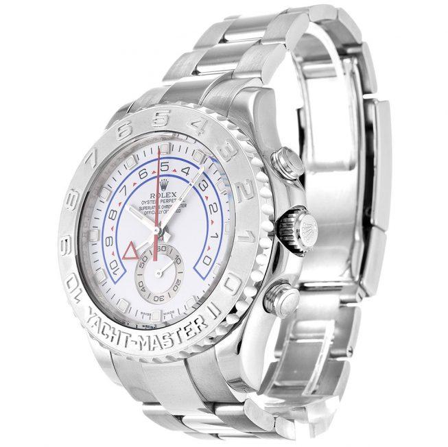 Rolex Yacht-Master White 116689