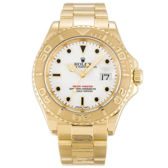 Rolex Fakes Yacht-Master White 16628