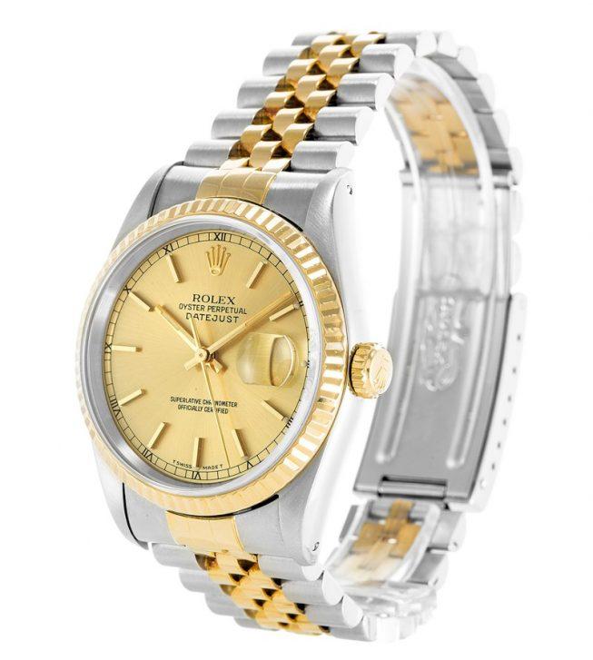 Rolex Datejust Two Tone 116233