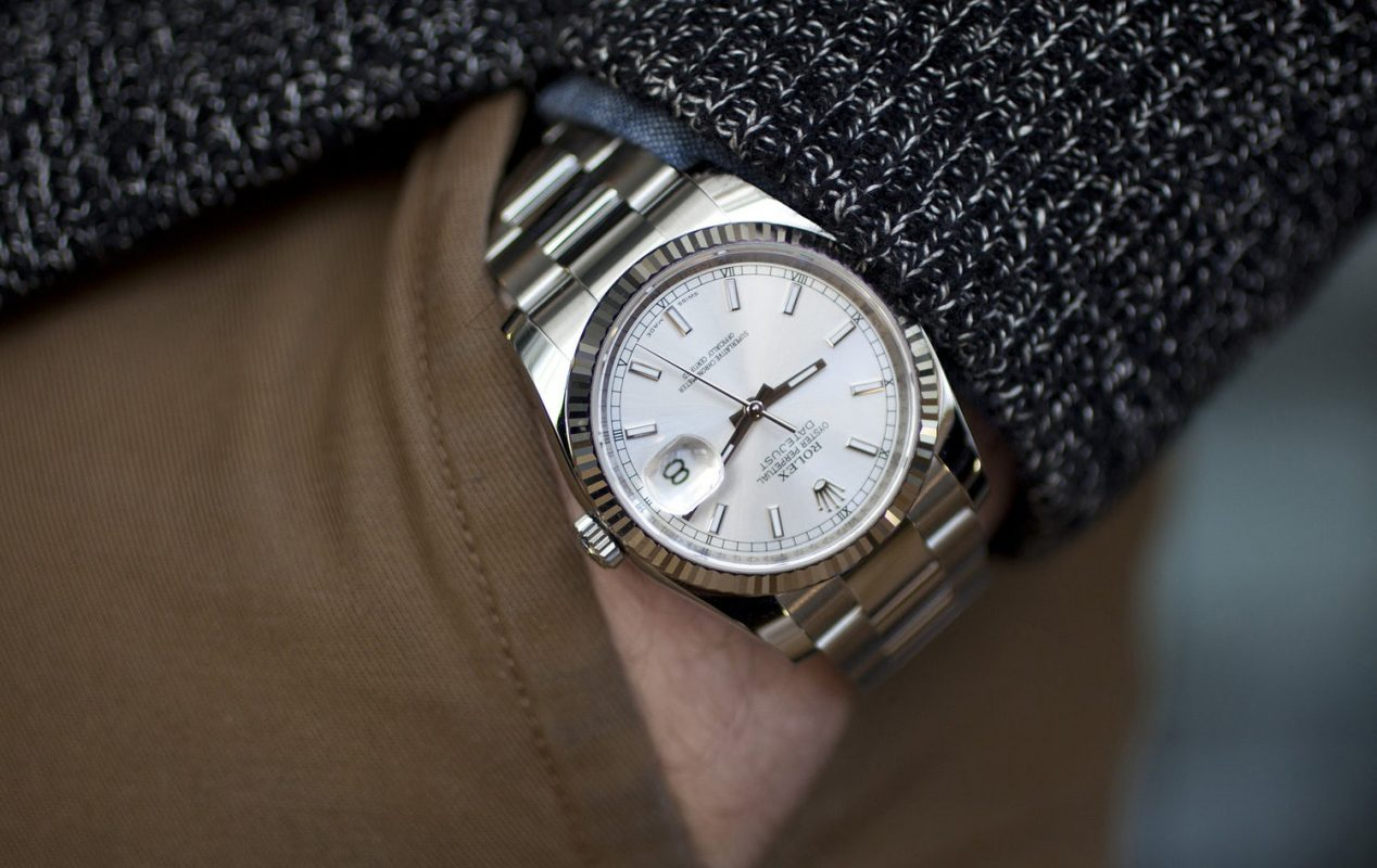 replica diamond watches The Rolex Datejust 116234 review replica watches