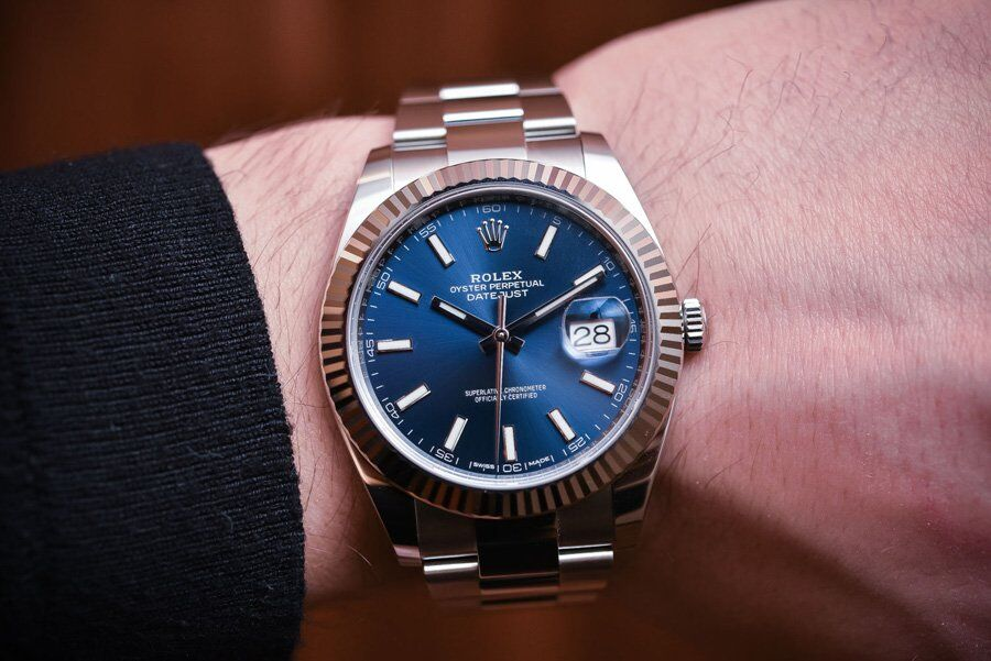 Top 4 Rolex releases of 2017 replica watches
