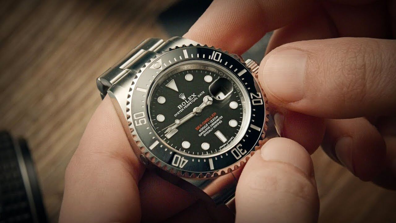 The Perfect Rolex Sea-Dweller 126600 review replica watches