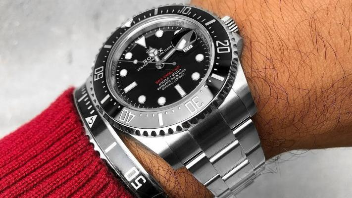 The Perfect Rolex Sea-Dweller 126600 review replica watches Blog replica watches