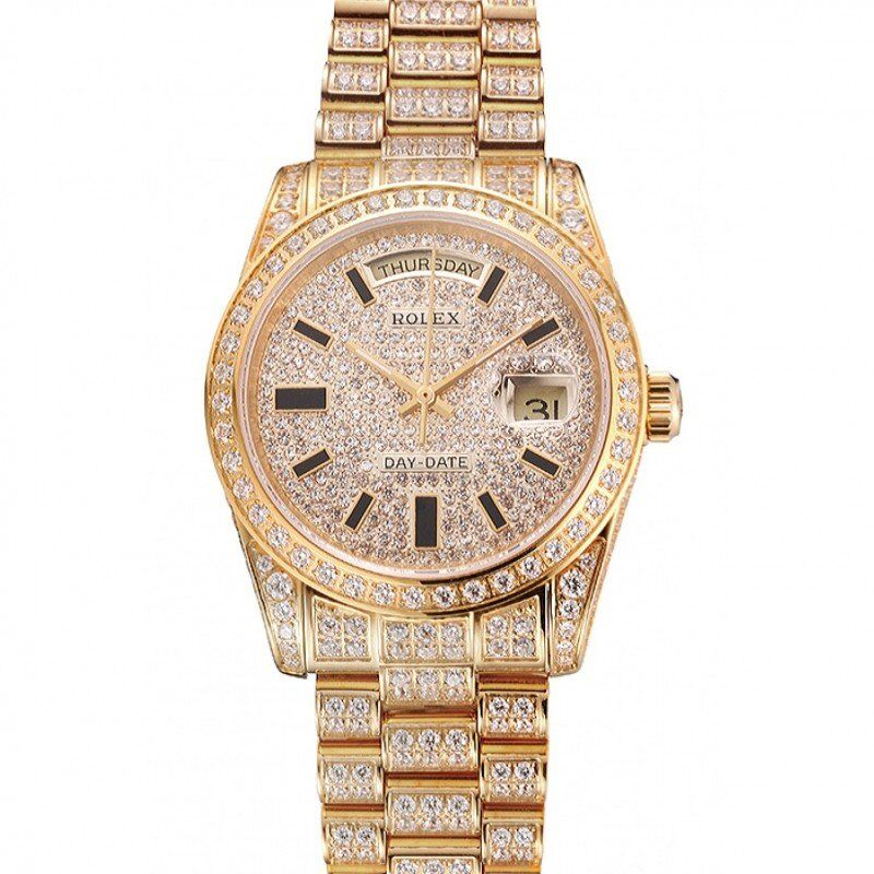 Rolex Day Date Ii 218235 02 Best Place To Buy Replica