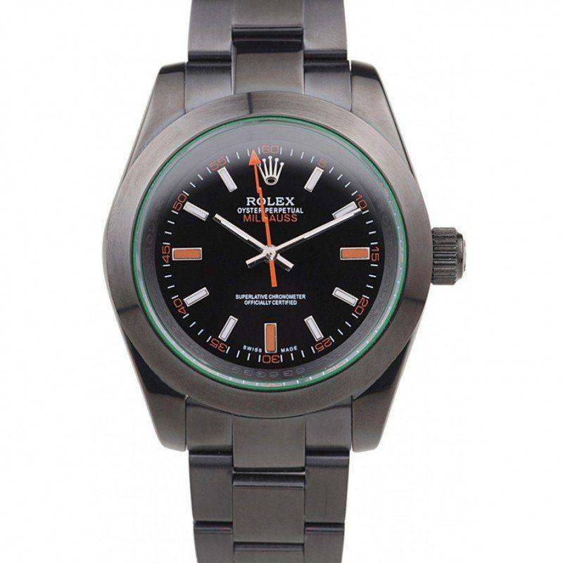 Rolex Milgauss Bamford Orange Nylon Strap 622003 replica watches