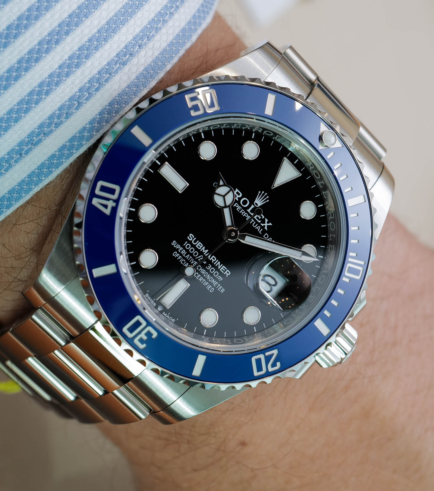 Rolex Submariner Date 126619LB Best Place to Buy Replica Rolex Watches Perfect Rolex